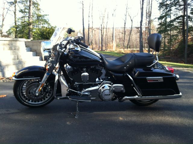 Harley-Davidson FLHR Road King 2012 #11