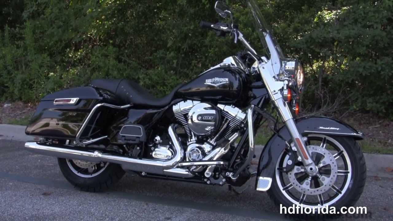 Harley-Davidson FLHR Road King 2012 #13