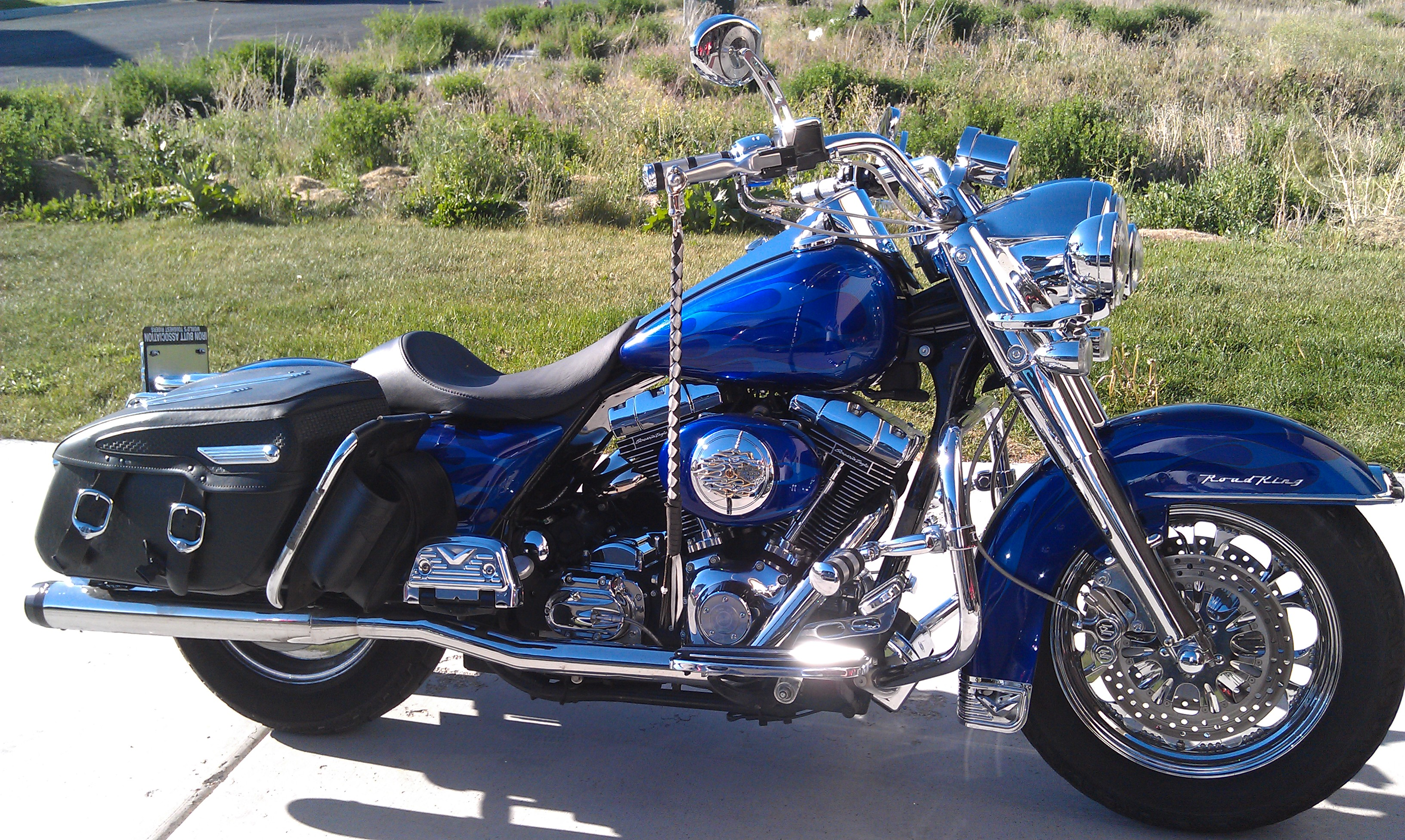 Harley-Davidson FLHR Road King 2012 #6