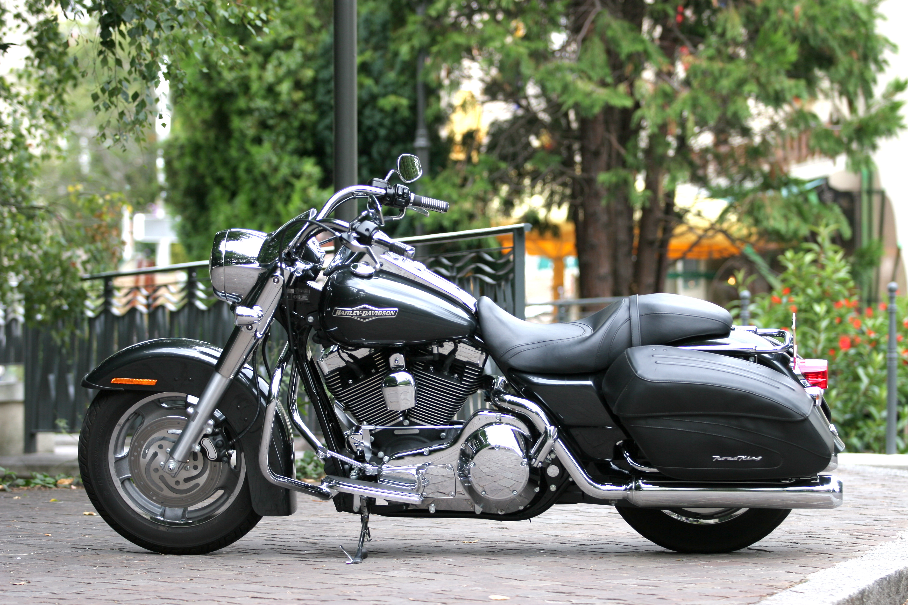 Harley-Davidson FLHR Road King 2012 #7
