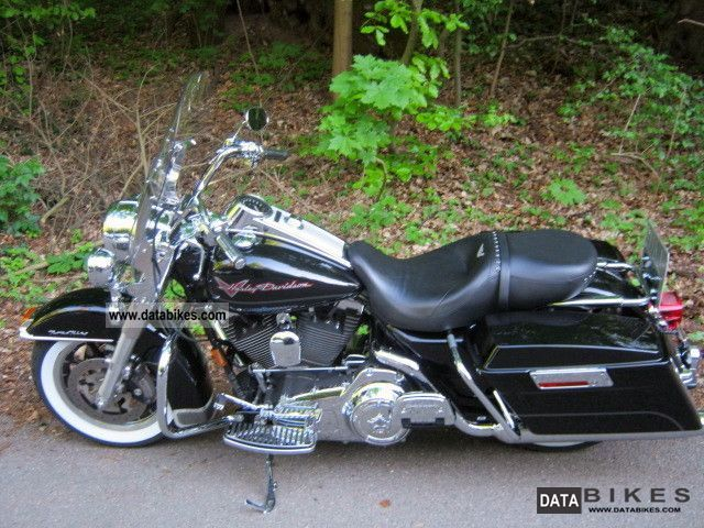 Harley-Davidson FLHR Road King Firefighter 2008 #1