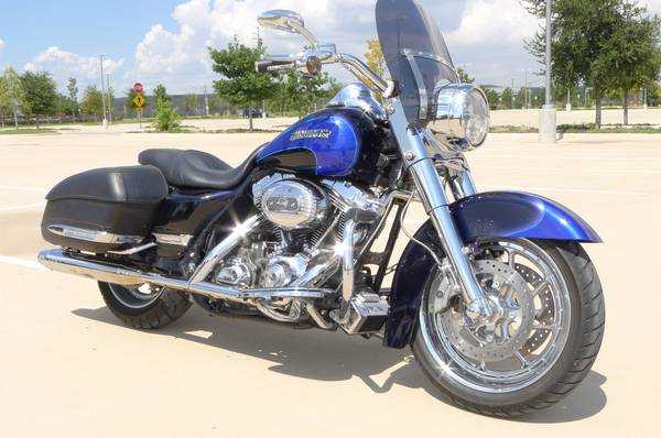 Harley-Davidson FLHR Road King Firefighter 2008 #12