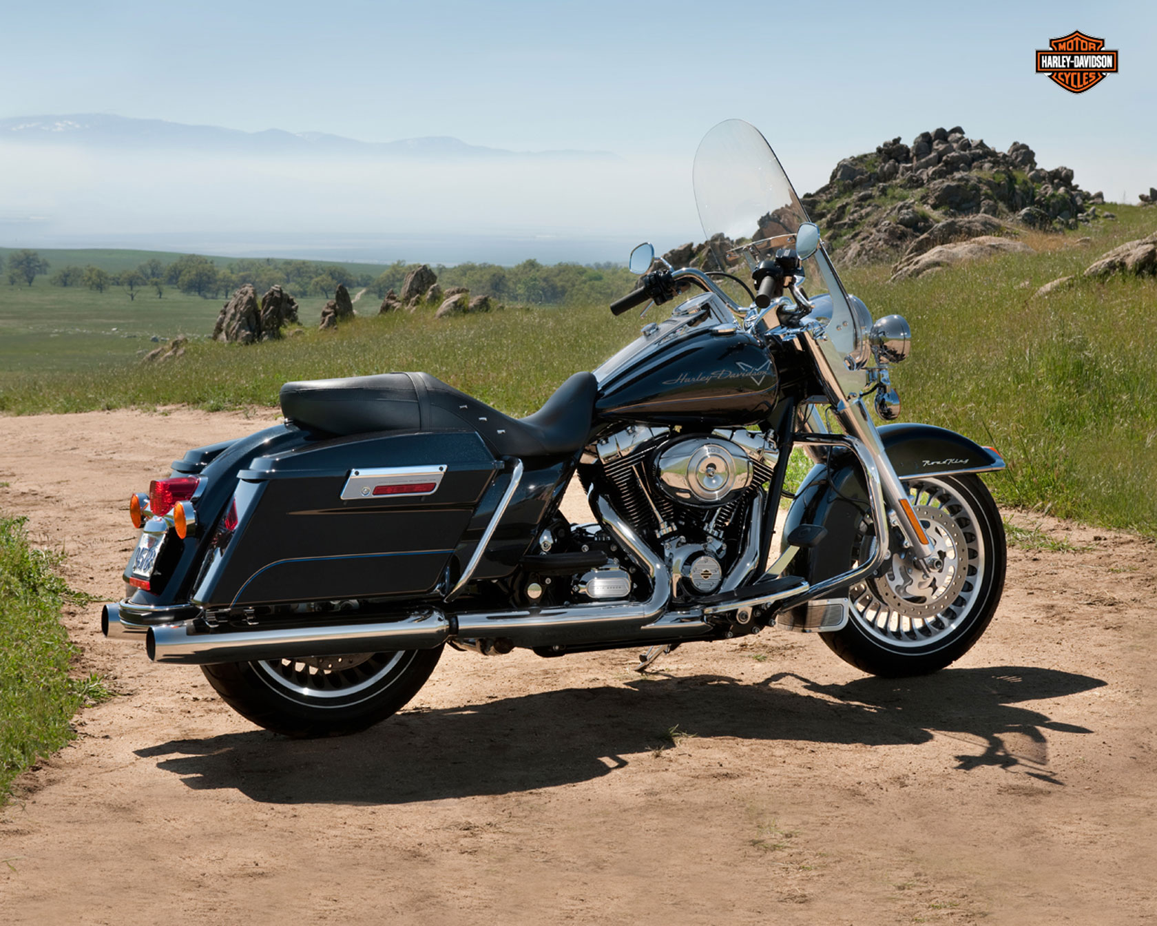Harley-Davidson FLHR Road King Peace Officer 2008 #1
