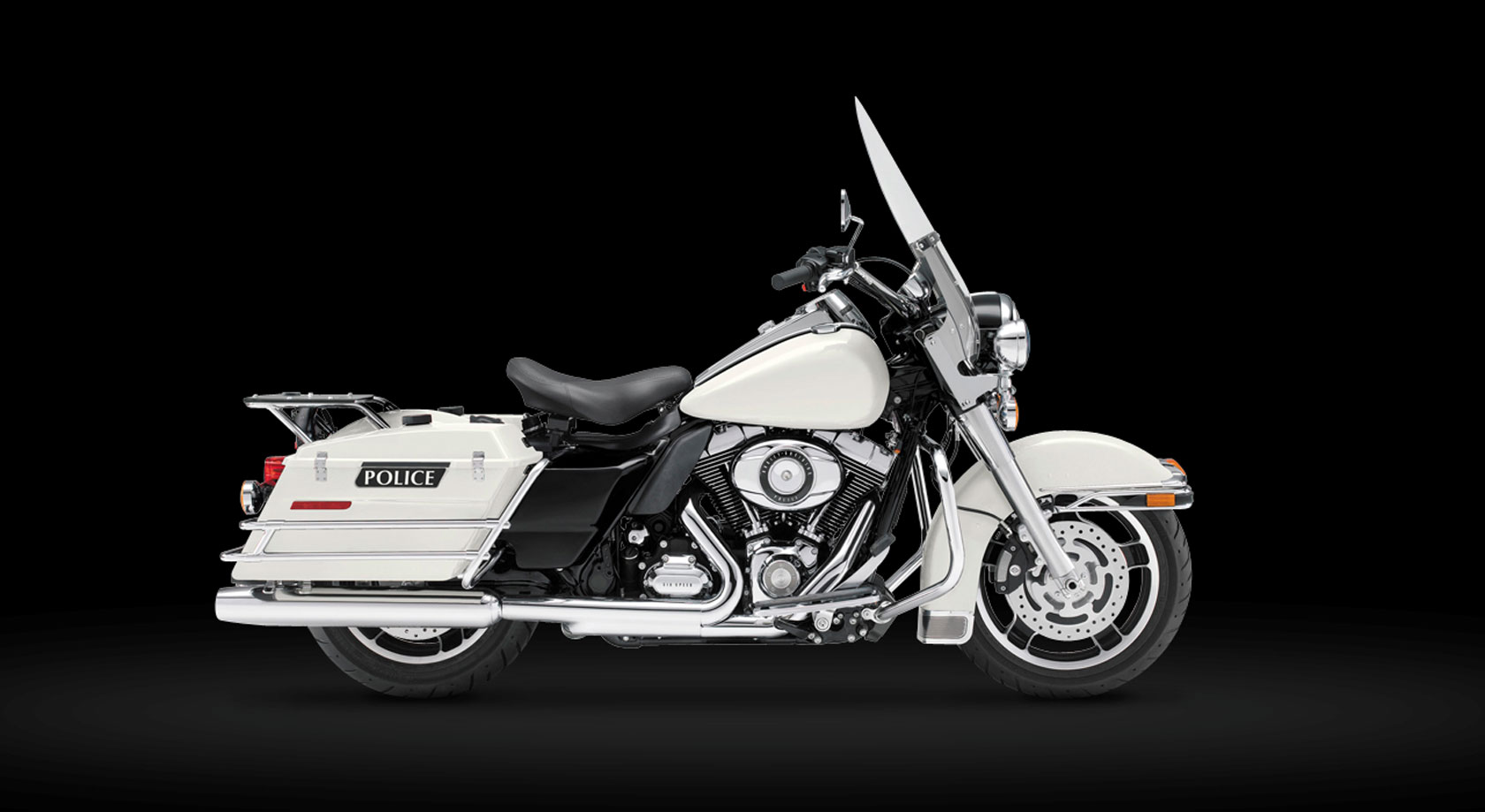 Harley-Davidson FLHR Road King Peace Officer 2008 #5