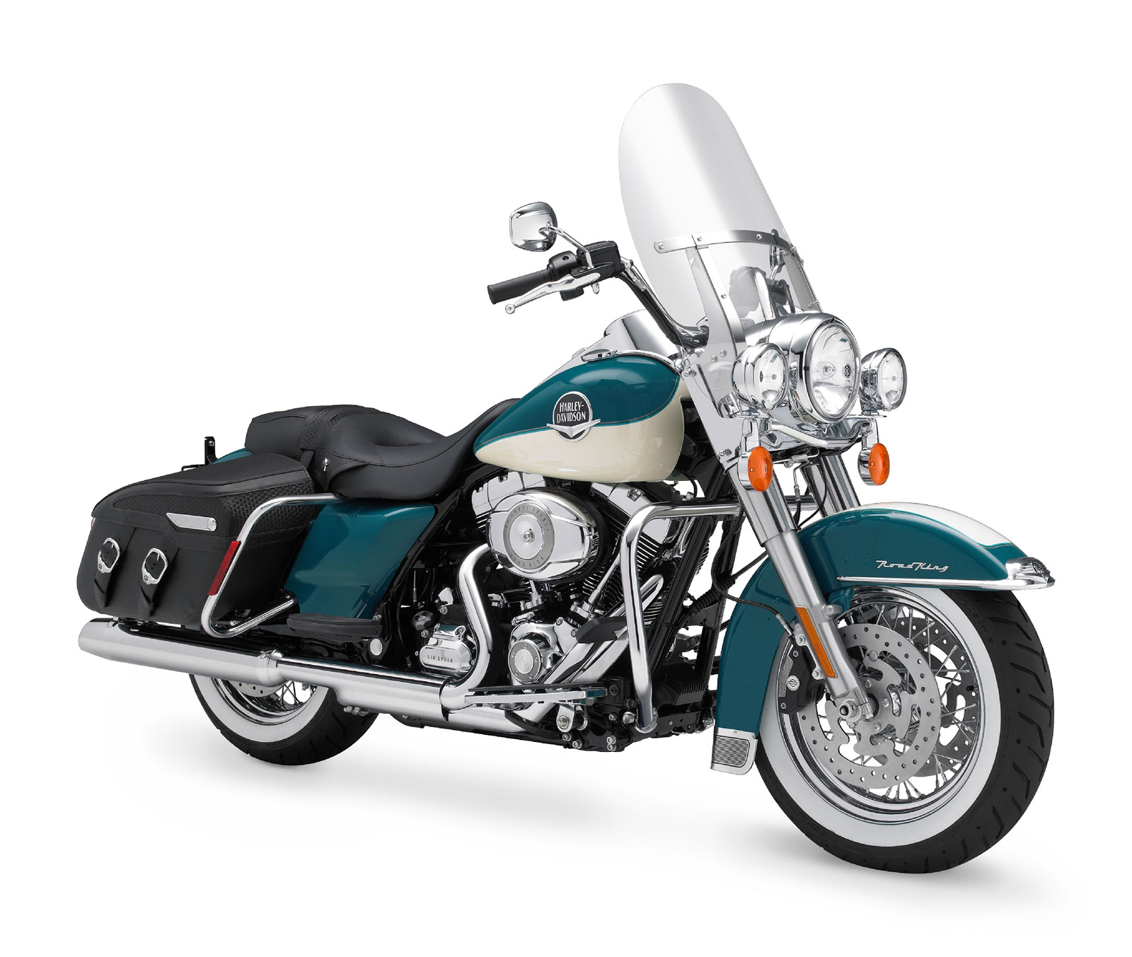 Harley-Davidson FLHRC Road King Classic 2009 #1
