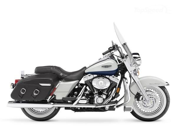 Harley-Davidson FLHRC Road King Classic 2009 #4