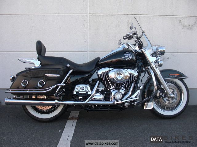 Harley-Davidson FLHRC Road King Classic 2009 #6