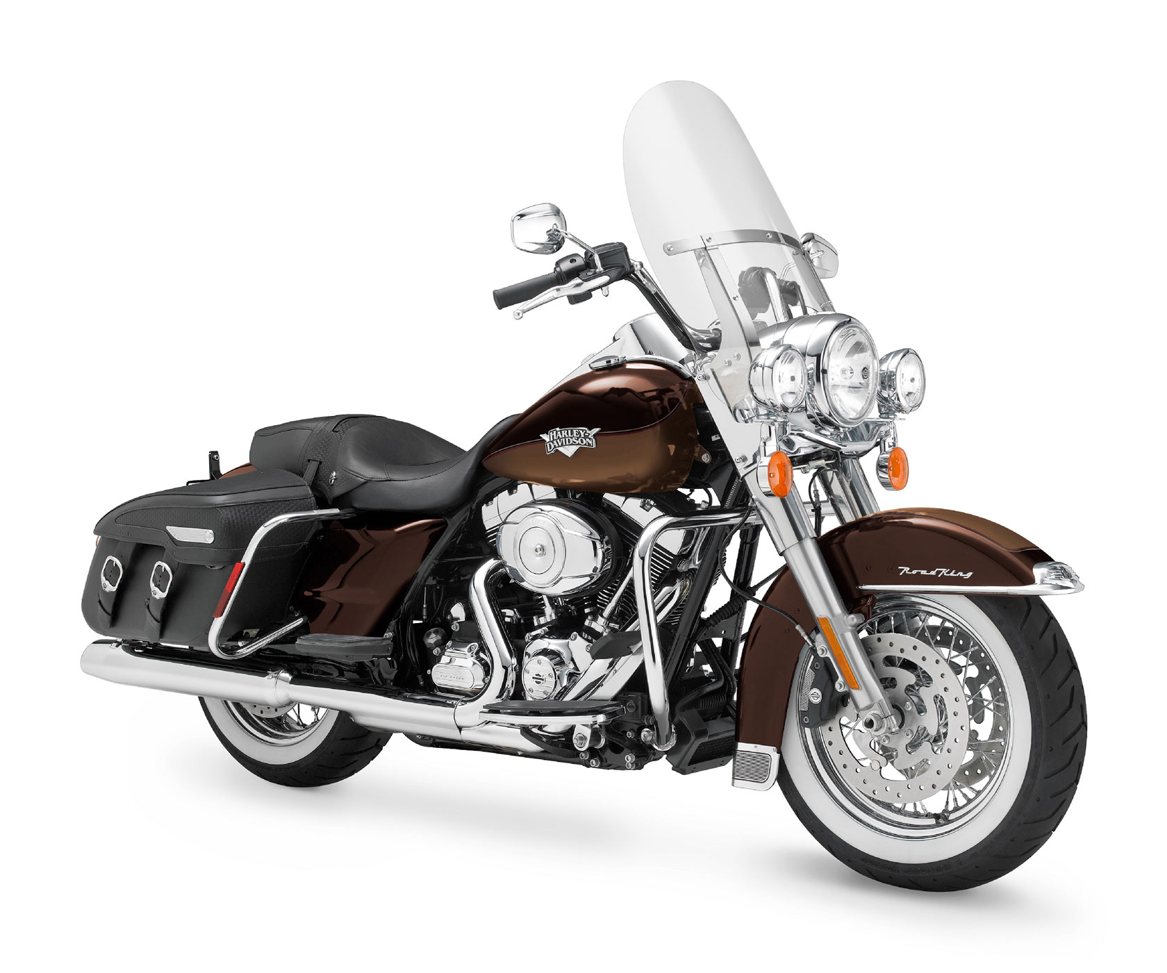 Harley-Davidson FLHRC Road King Classic 2011 #1