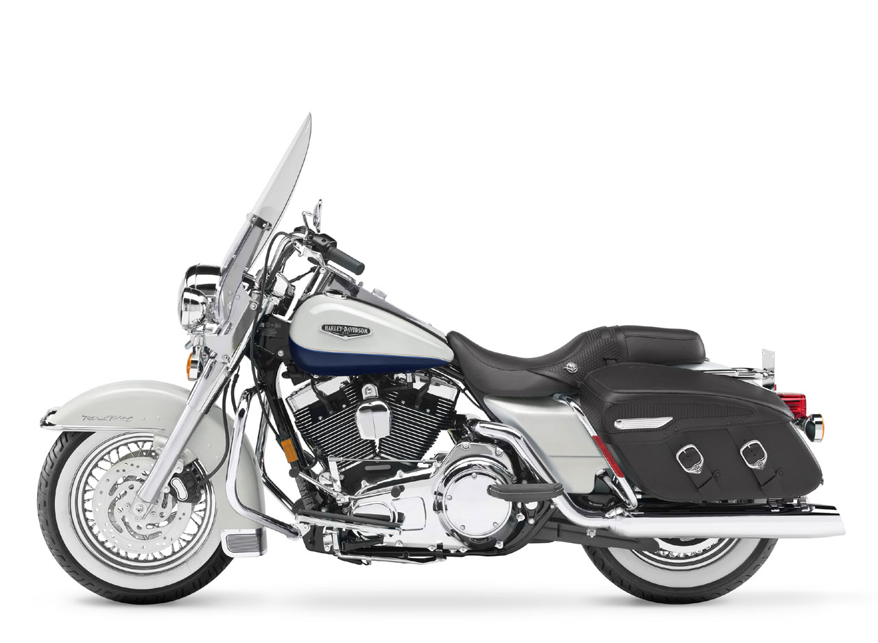 Harley-Davidson FLHRC Road King Classic 2011 #5
