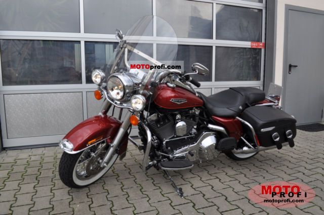 Harley-Davidson FLHRCI Road King Classic 2000 #11