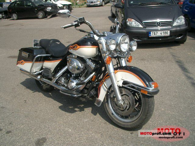 Harley-Davidson FLHRCI Road King Classic 2000 #12
