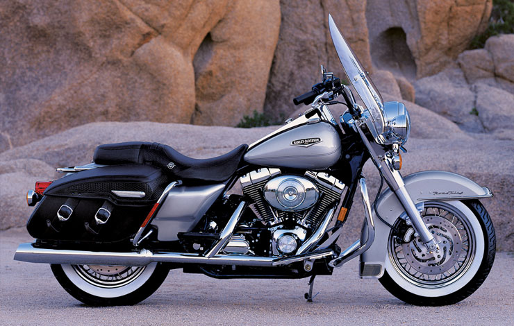 Harley-Davidson FLHRCI Road King Classic 2000 #6