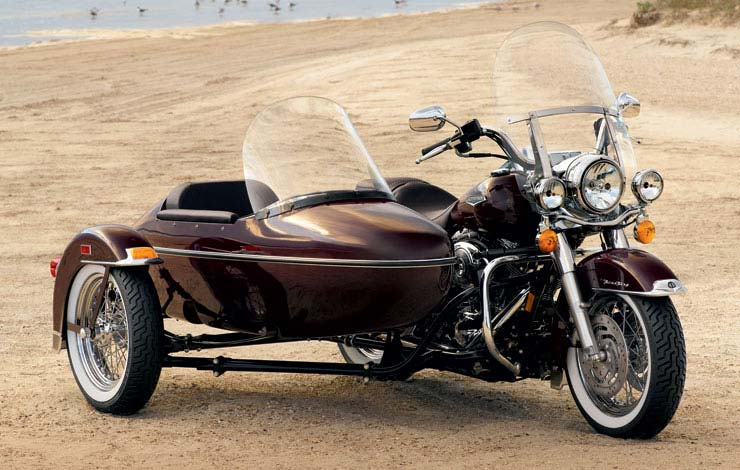 Harley-Davidson FLHRCI Road King Classic 2005 #15