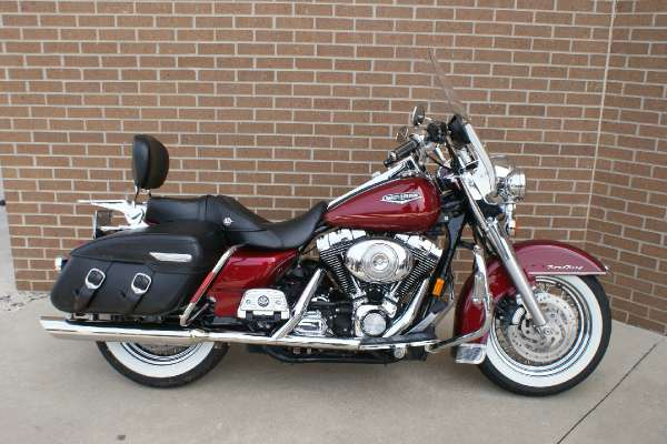2005 harley davidson flhrci road king classic moto zombdrive com. Black Bedroom Furniture Sets. Home Design Ideas