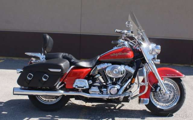 Harley-Davidson FLHRCI Road King Classic 2005 #7