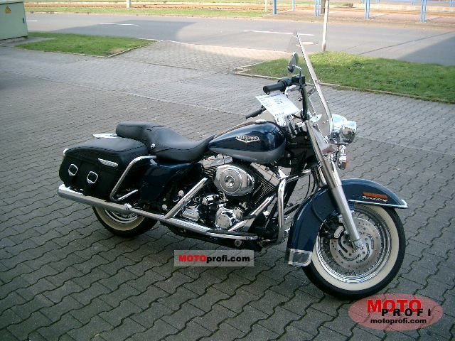 Harley-Davidson FLHRCI Road King Classic #5
