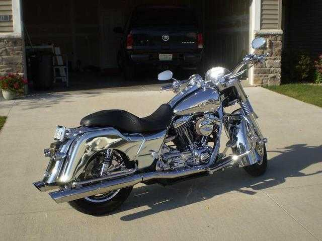 Harley-Davidson FLHRS Road King Custom 2006 #11