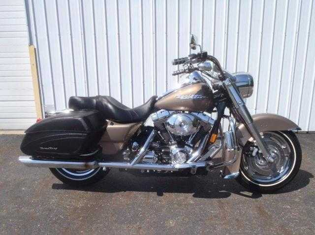 Harley-Davidson FLHRS Road King Custom 2006 #5