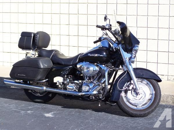 Harley-Davidson FLHRS Road King Custom 2006 #6