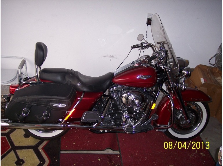 Harley-Davidson FLHRS Road King Custom 2006 #8