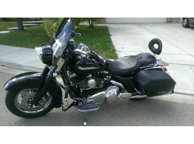 Harley-Davidson FLHRS Road King Custom 2007 #8