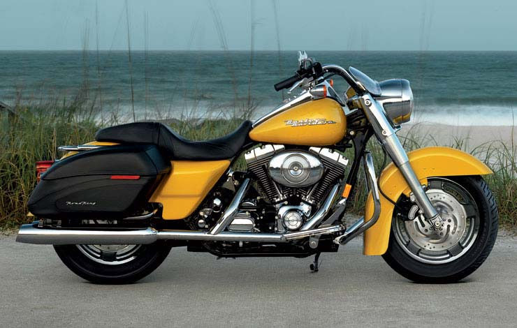 Harley-Davidson FLHRS Road King Custom 2007 #3