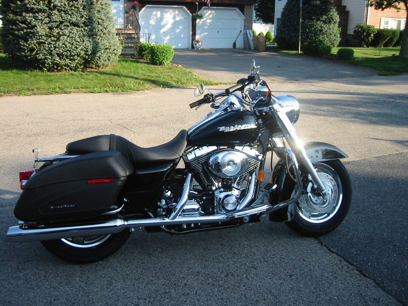 Harley-Davidson FLHRS Road King Custom 2007 #7
