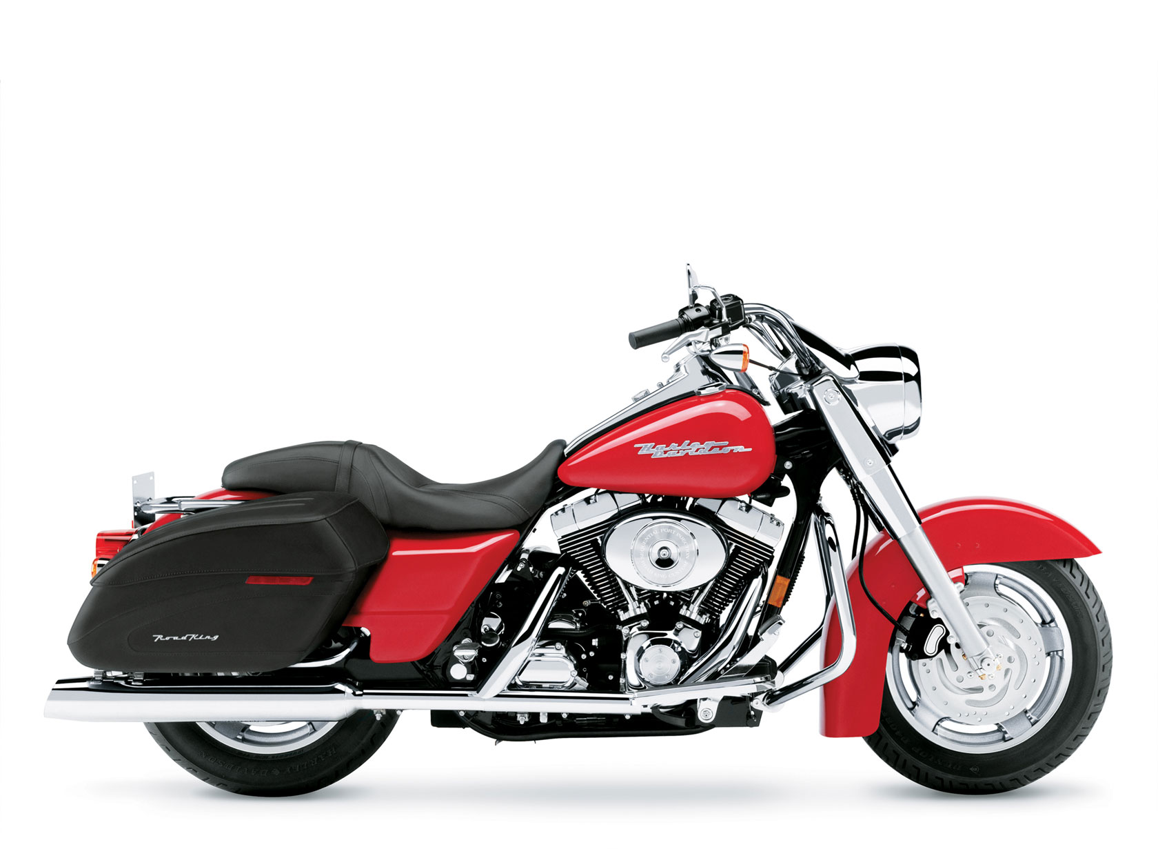 Harley-Davidson FLHRS Road King Custom #3