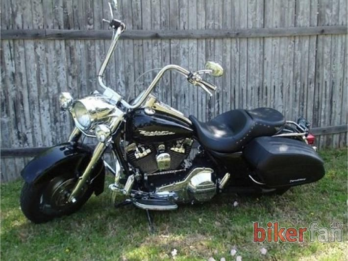 Harley-Davidson FLHRS Road King Custom #7