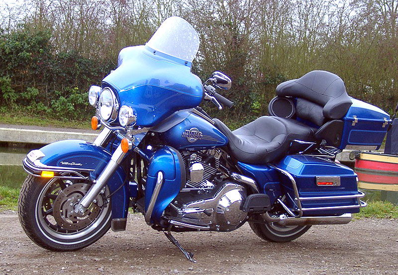 Harley-Davidson FLHTC 1340 Electra Glide Classic 1984 #11