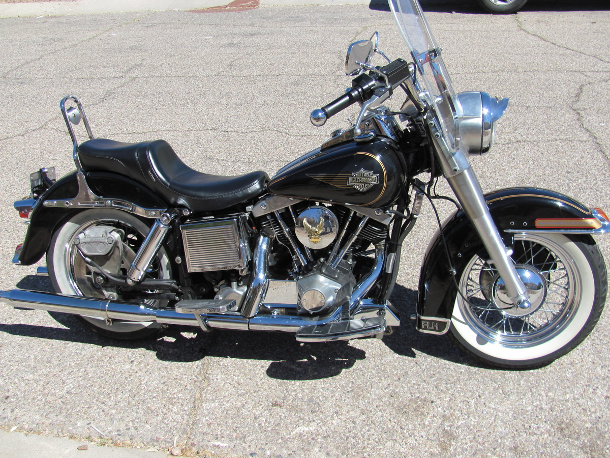 Harley-Davidson FLHTC 1340 Electra Glide Classic 1984 #7