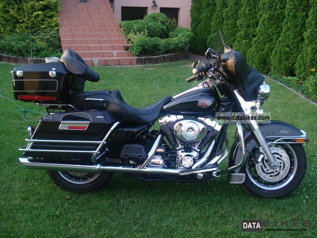 Harley-Davidson FLHTC 1340 Electra Glide Classic 1984 #9