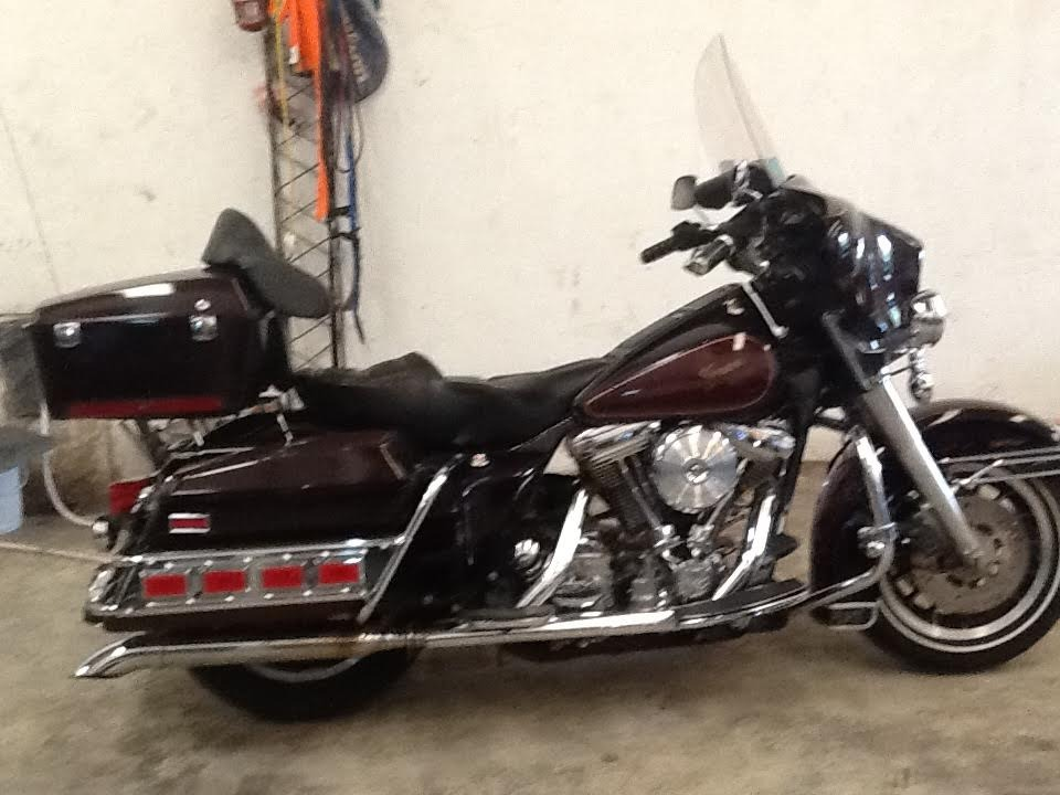 Harley-Davidson FLHTC 1340 Electra Glide Classic 1985 #9