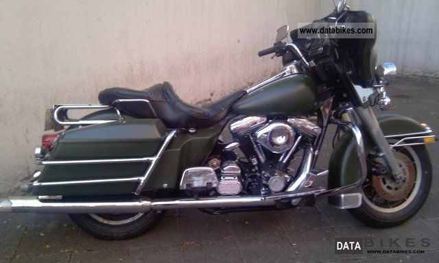 Harley-Davidson FLHTC 1340 Electra Glide Classic 1985 #7