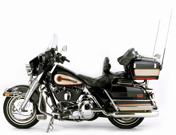 Harley-Davidson FLHTC 1340 Electra Glide Classic 1986 #2