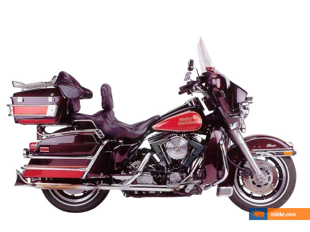 Harley-Davidson FLHTC 1340 Electra Glide Classic 1989 #1