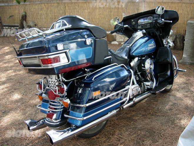 Harley-Davidson FLHTC 1340 Electra Glide Classic 1989 #12