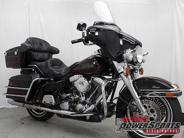 1989 Harley-Davidson FLHTC 1340 Electra Glide Classic #8