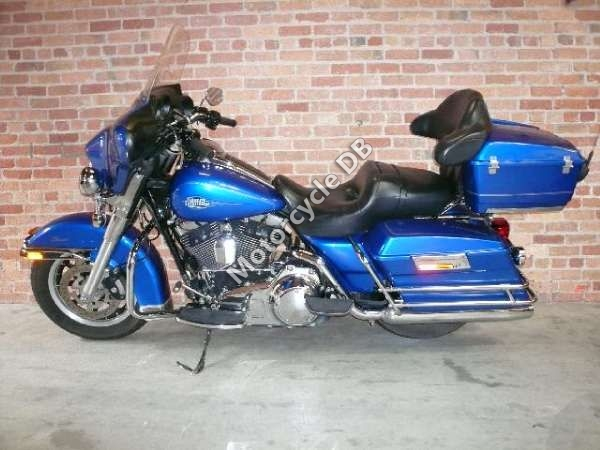 Harley-Davidson FLHTC 1340 Electra Glide Classic (reduced effect) #10