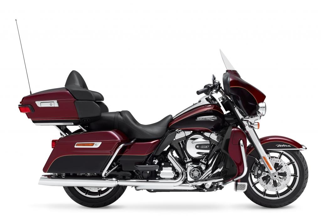 Harley-Davidson FLHTC 1340 Electra Glide Classic (reduced effect) #2