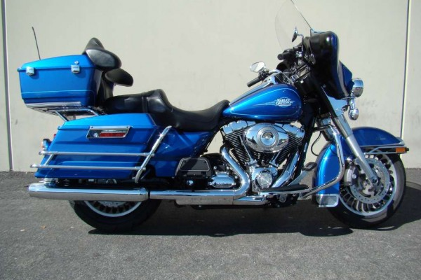 Harley-Davidson FLHTC 1340 Electra Glide Classic (reduced effect) #4