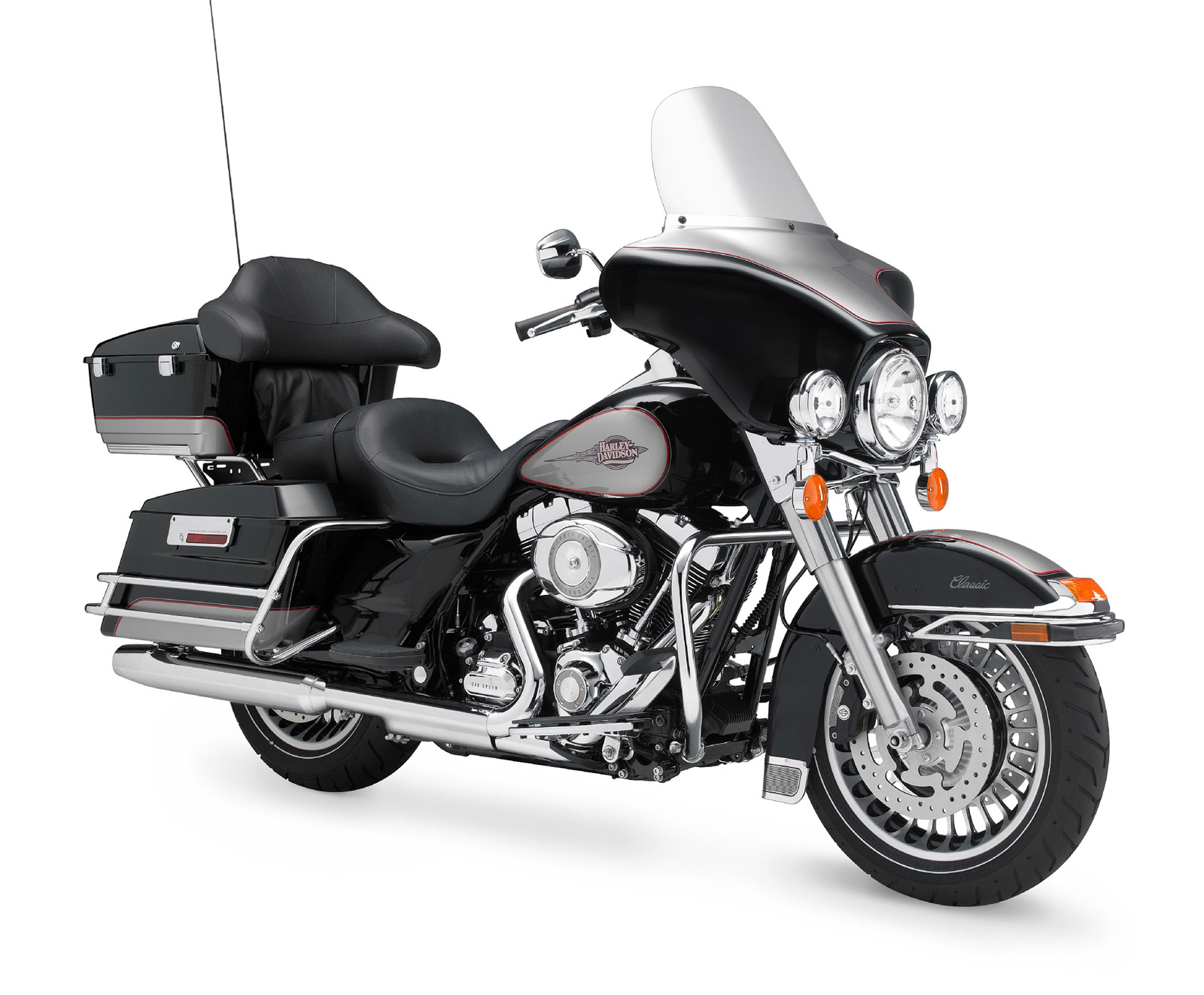 Harley-Davidson FLHTC Electra Glide Classic 2007 #6