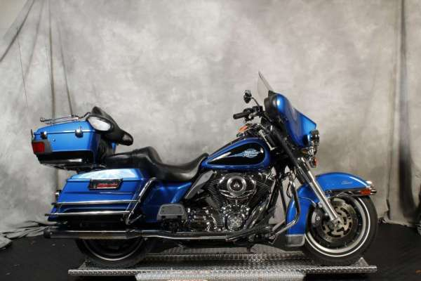 Harley-Davidson FLHTC Electra Glide Classic 2008 #11