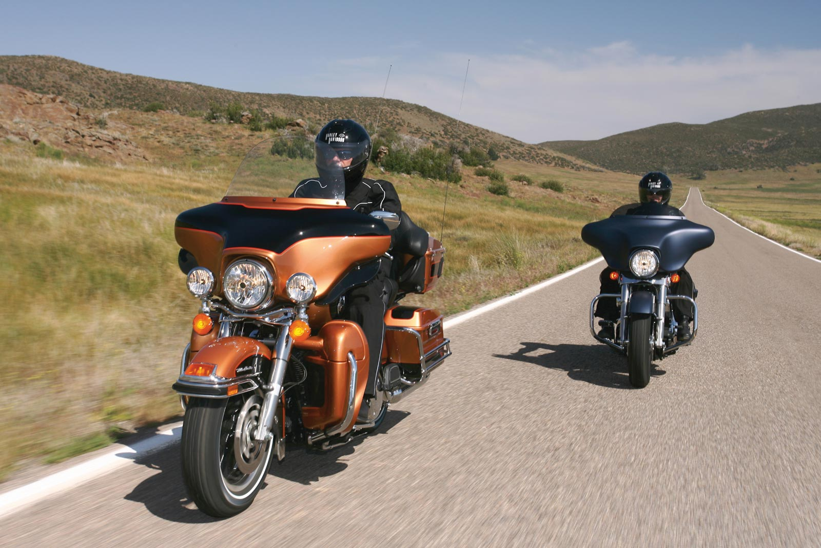 Harley-Davidson FLHTC Electra Glide Classic 2008 #13