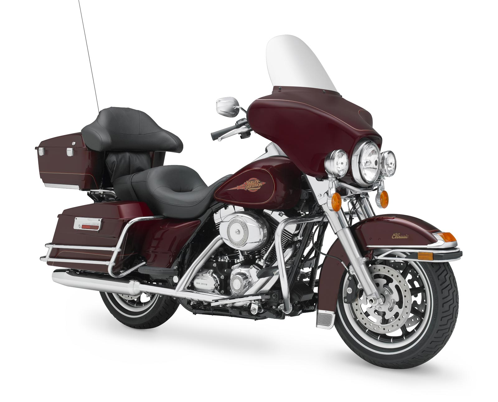 Harley-Davidson FLHTC Electra Glide Classic 2008 #3