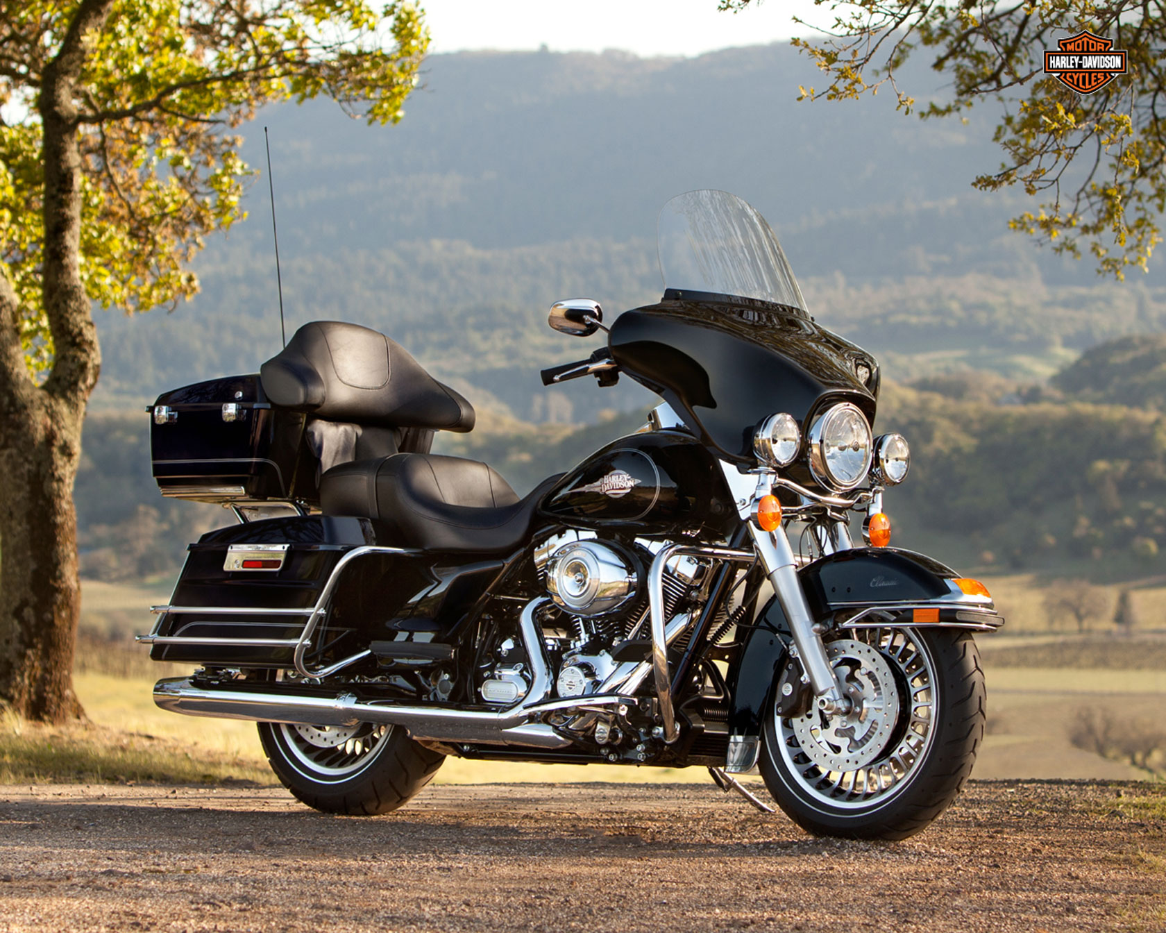 Harley-Davidson FLHTC Electra Glide Classic 2010 #9