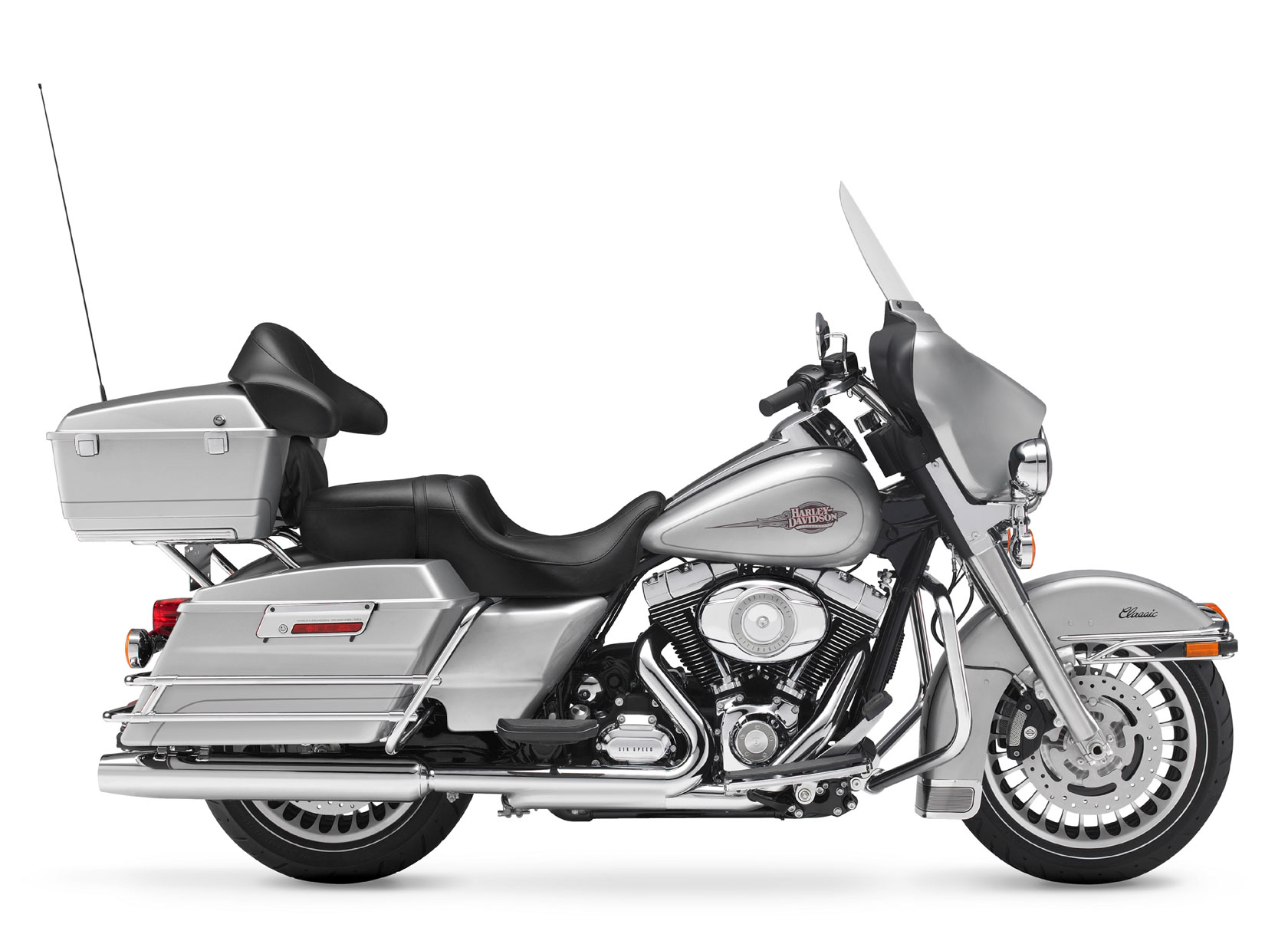 Harley-Davidson FLHTC Electra Glide Classic 2011 #1