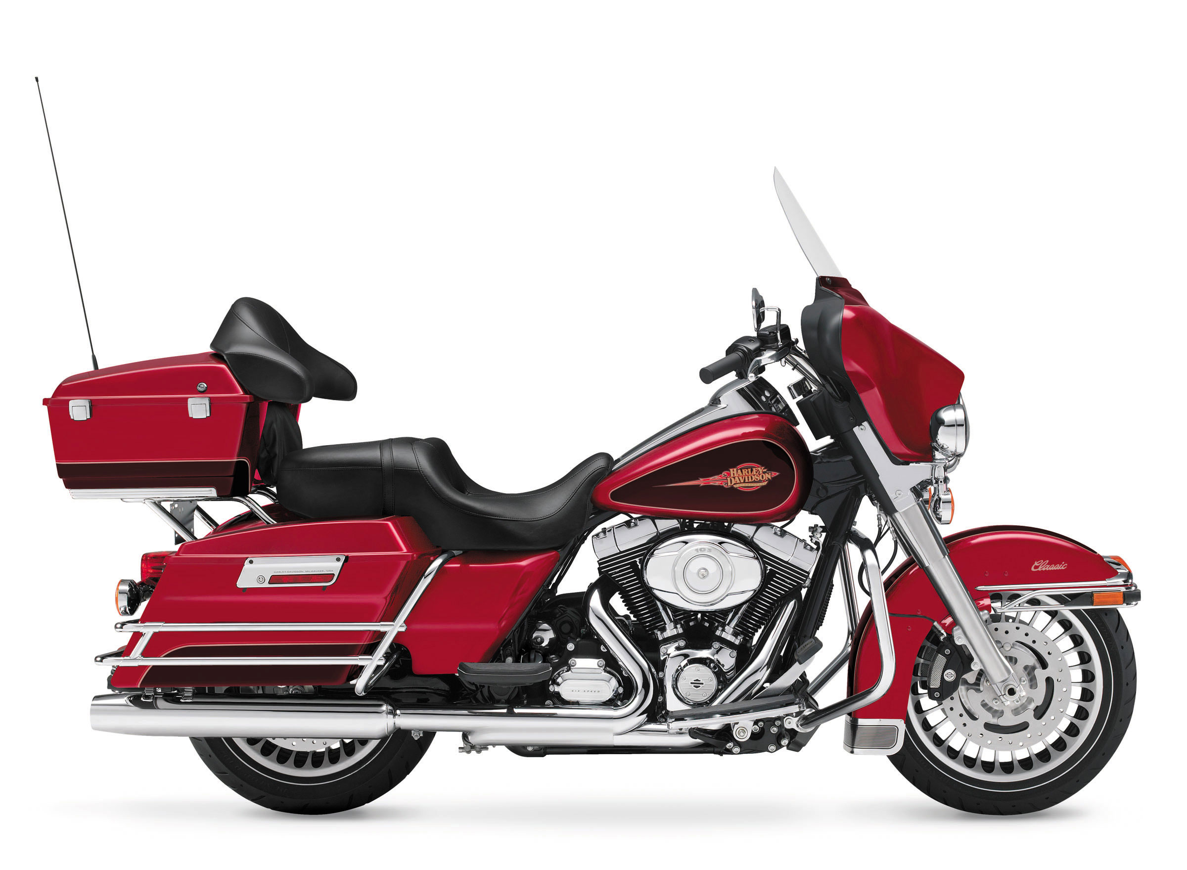 Harley-Davidson FLHTC Electra Glide Classic 2011 #2