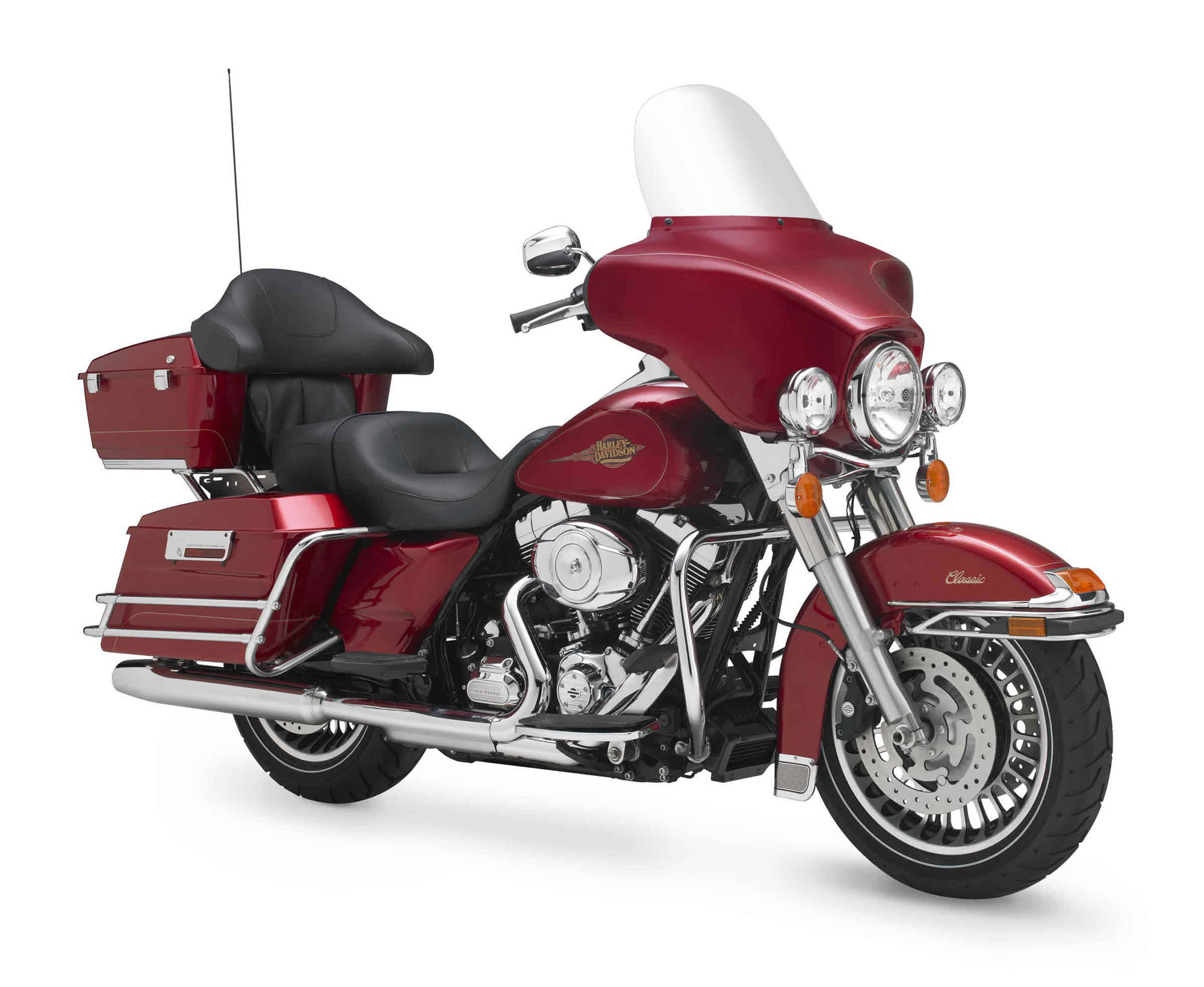 Harley-Davidson FLHTC Electra Glide Classic 2011 #3