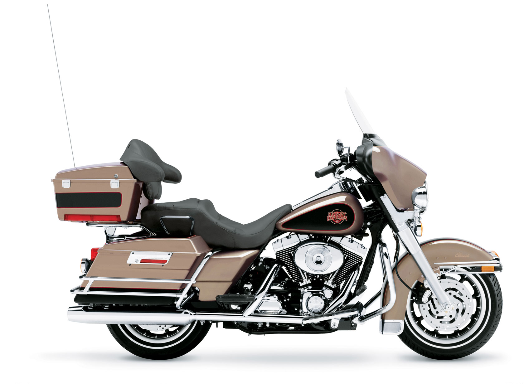 Harley-Davidson FLHTC Electra Glide Classic 2011 #4